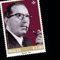 100th Anniversary Of The Birth Of Dominic Mintoff