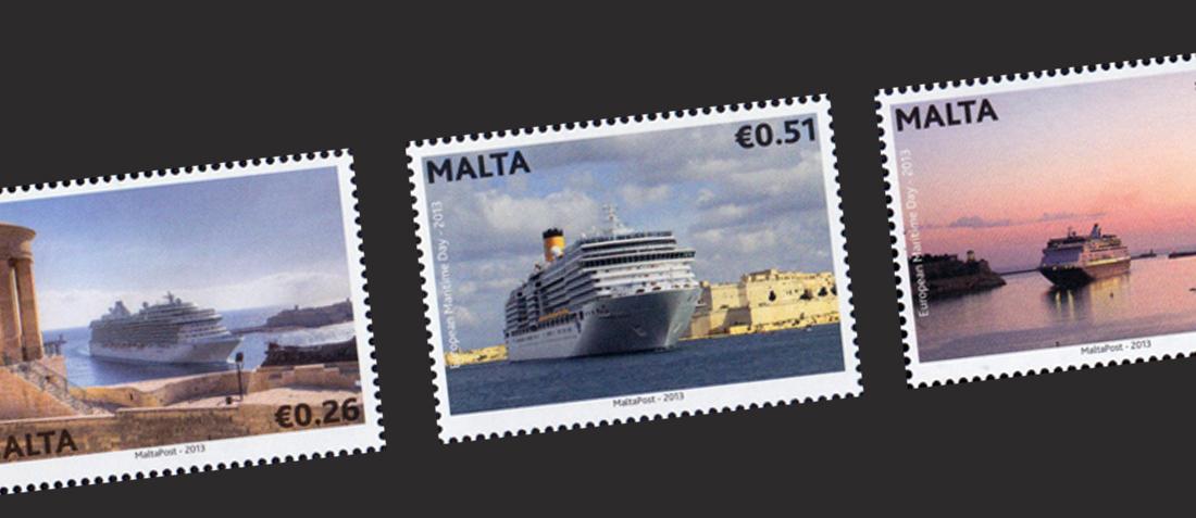 Malta: European Maritime Day - www.maltaphilately.com